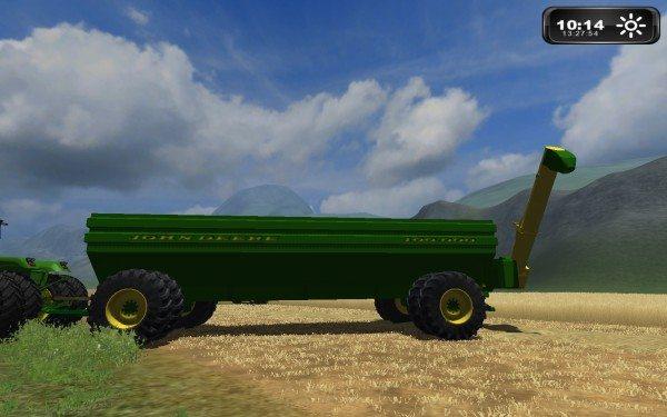 Grain JOHN DEERE 100.000 mod