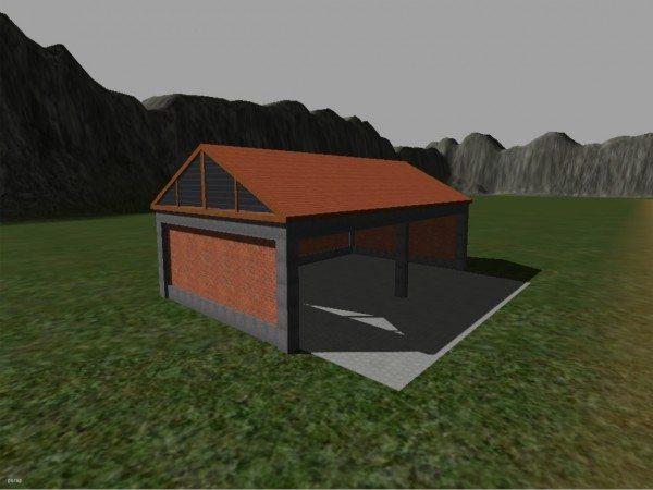 garage v1 mod