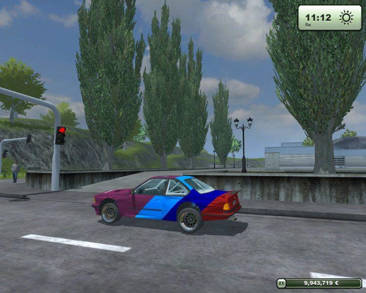 BMW M6 E24 v 1.0