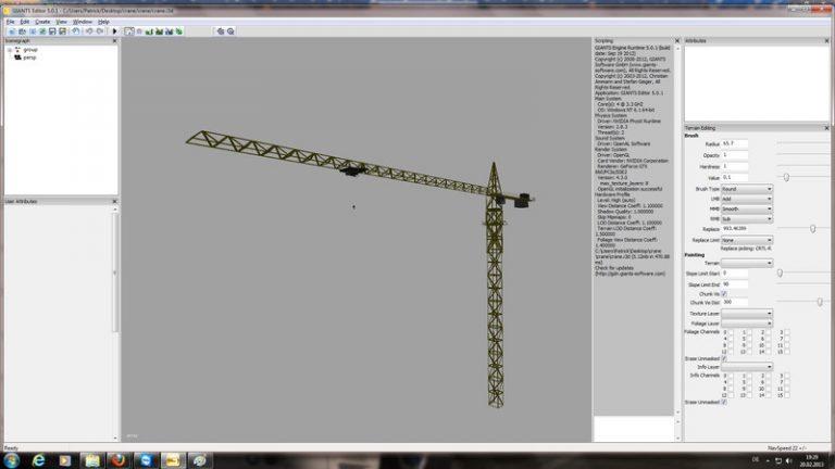 Construction Crane v 1.0