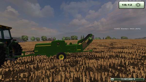 John Deere 348 with centrifugal v 1