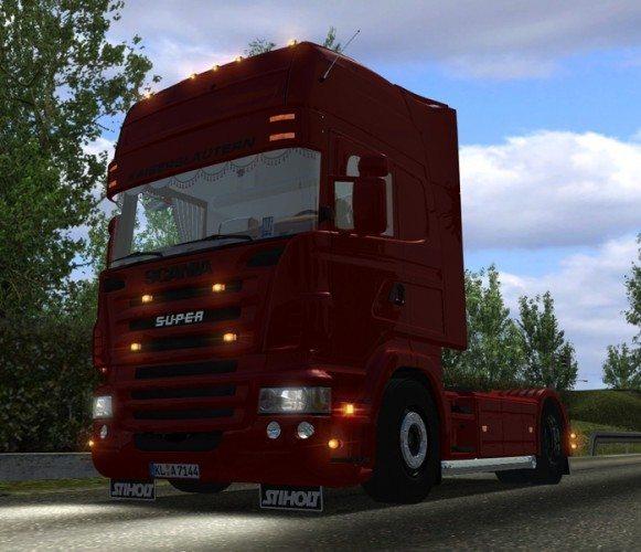 Scania R500 Tuning by Der Franzose