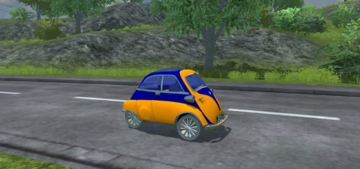 BMW Isetta v 1.0