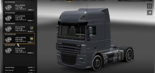 Daf 1200 Hp Motor