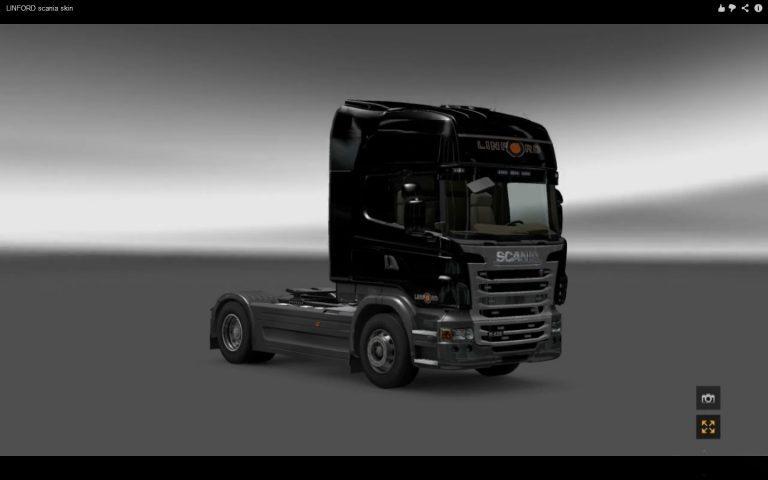 LINFORD Scania skin