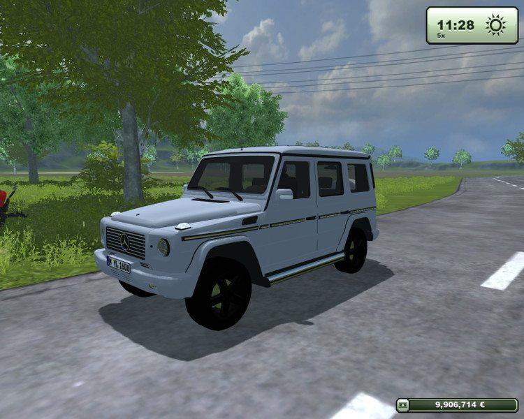 Mercedes Benz G500 v 1.0