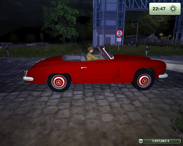 Mercedes-Benz v 1.0