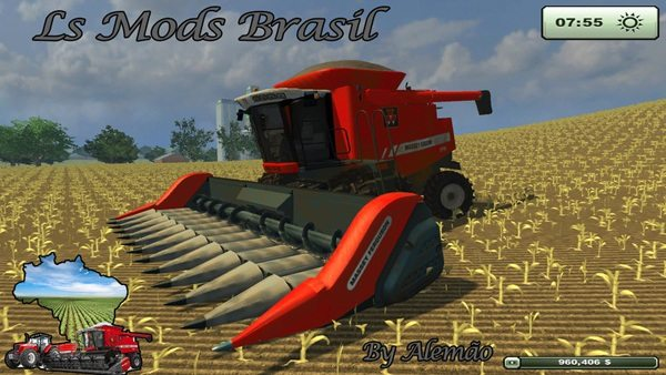 ATR 9790 and Corn Header v 2.0