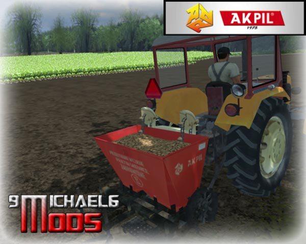 Akpil S 227 Planter 1 v 1.0