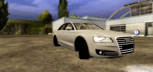 Audi A8 2012 v 1.0