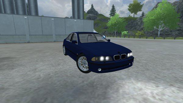 BMW 540i v 1.0