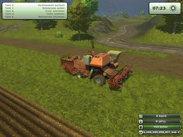 Case Multinova Harvester v 1.0