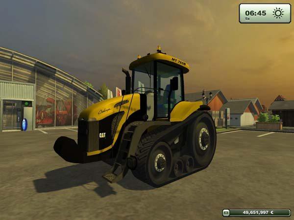 Cat Challenger 765b v 3.0