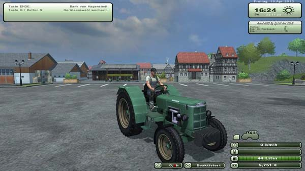 Classic car front weight v 1.0