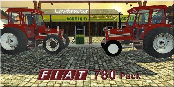 Fiat 780 pack v 1.0