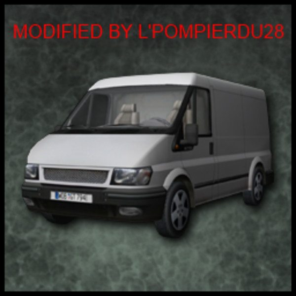 ford transit van modified v 1 2 farming simulator 2017 17 mods ats mods. Black Bedroom Furniture Sets. Home Design Ideas