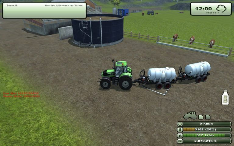 MilkTruckTriggerPlaceable v 1.0