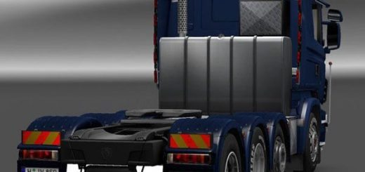 Mud Flaps For Scania Trucks