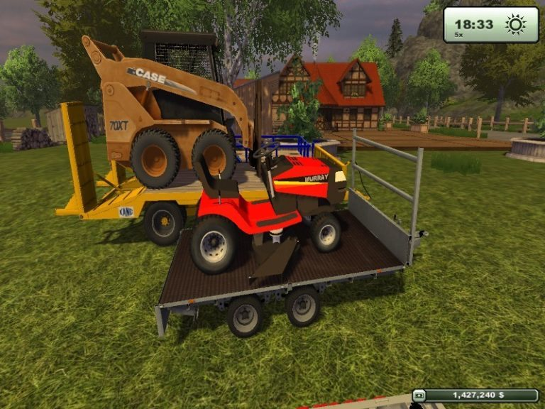 Murray Lawn Tractor v 2.4
