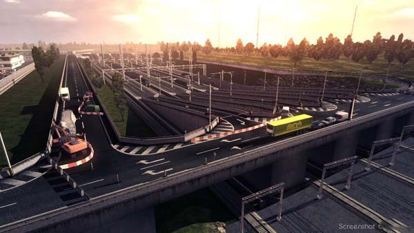 New Hannover Harder Dover Calais Map v1.1