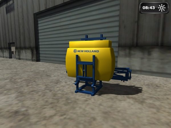 New Holland syringe v 1.0