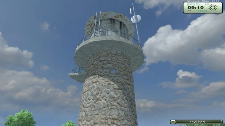 Water Tower Water Supply v 1.0