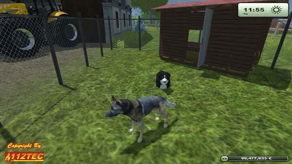 Dog Kennels v 1.0