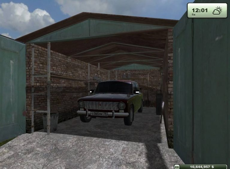 Garage v 2.0