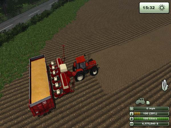 IH 400 Cyclo planter v 2.0