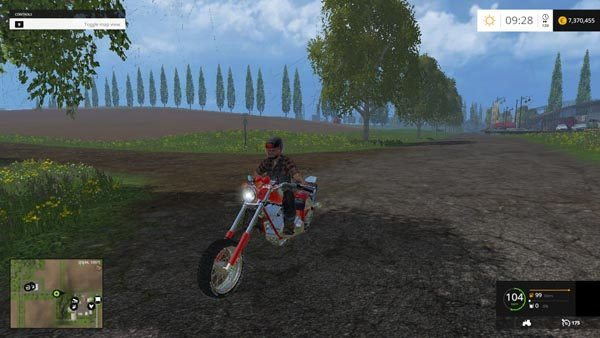 Harley Final Version 1