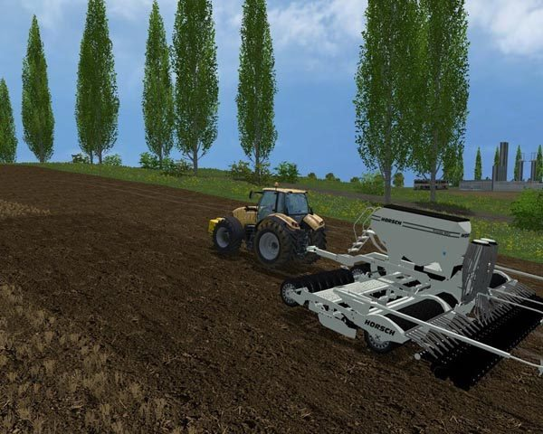 Horsch Pronto9m v 2.0 [MP] 1