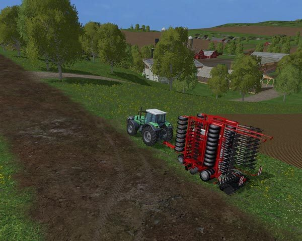 Horsch Pronto9m v 2.0 [MP] 2
