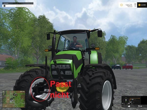 Agrotron K420 v 1.0 Beta [MP] 2