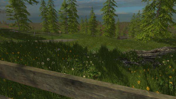Better Grass v 1.0 Mit Blumen & Anleitung [SP] 1
