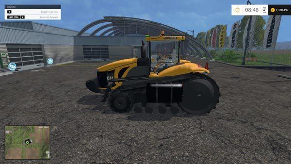 CAT 900 Challenger v 1.2 Source 1