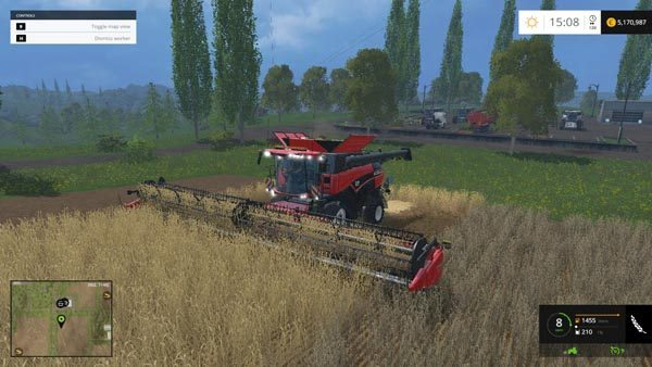 CAT LEXION 1090 HDR DYEABLE 8 v 1.4 1