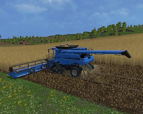 Case IH Axial Flow 9230 v 4.0 [MP] 2