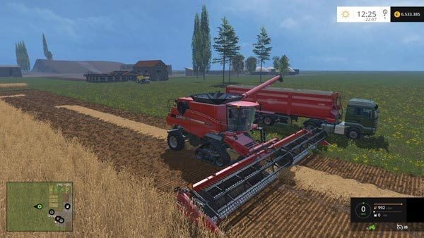 Case IH Axial Flow 9230 v 4.0 [MP]