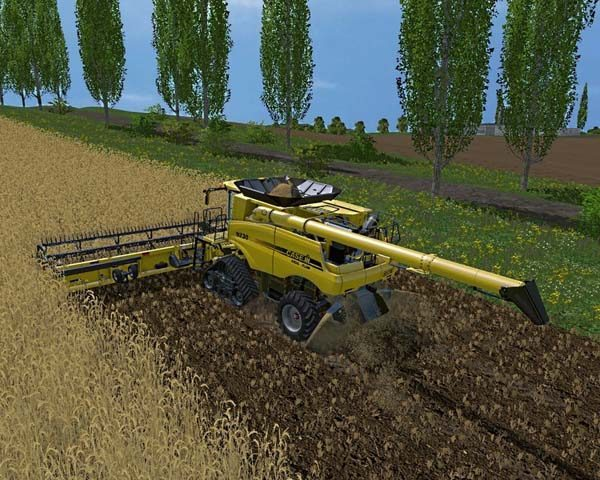 Case IH Axial Flow 9230 v 4.1 Model Turbo [MP] 1