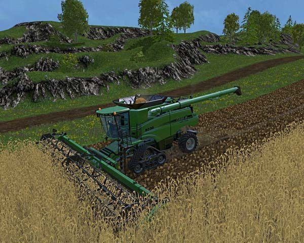 Case IH Axial Flow 9230 v 4.1 Model Turbo [MP]