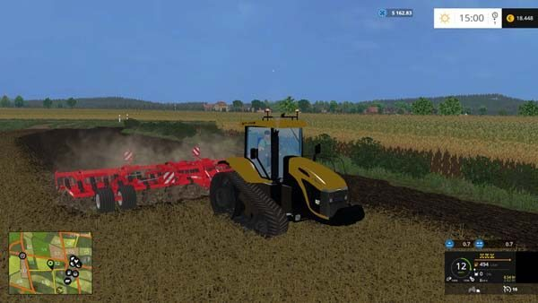 Cat Challenger MT765B v 2.1 [MP] 2