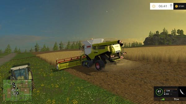 Claas Lexion 780 Multi Fruit v 2.3 1