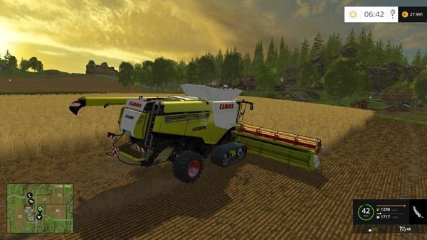 Claas Lexion 780 Multi Fruit v 2.3 2