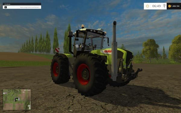 Claas Xerion 3800VC v 1.0 [MP] 1
