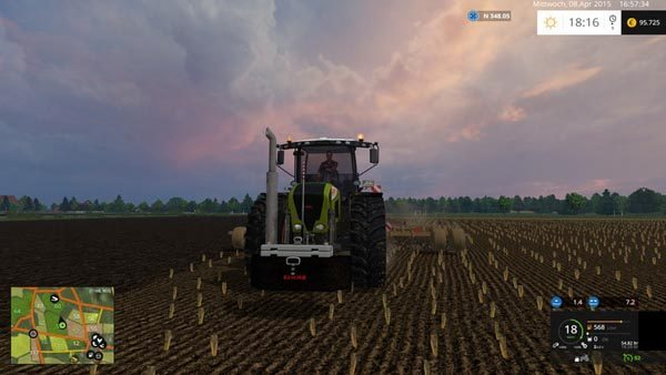 Claas weights v 2.0 [MP] 1