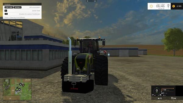 Claas weights v 2.0 [MP]