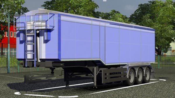 Grain Tipper - SimulatorMods.com Scania Trucks Interior
