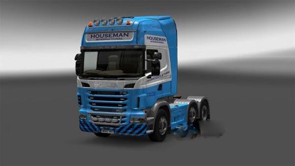 Houseman International Transport