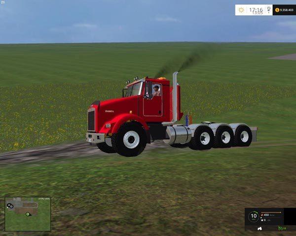 Kenworth T800 v 2.0 [MP] 1
