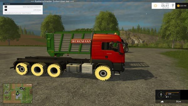 Krone BigX 1100 BeastPack v 12.0 Beta [MP] 2